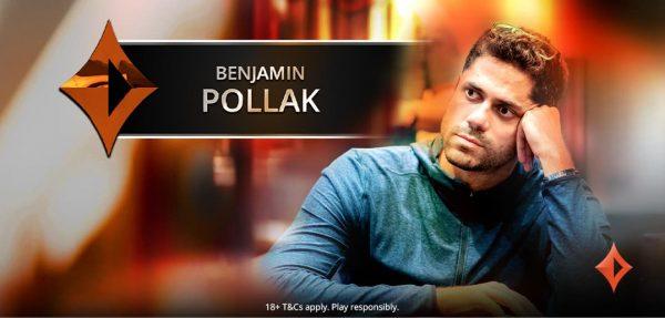 La superstar française Benjamin Pollak rejoint la Team partypoker pour soutenir le réseau européen de partypoker