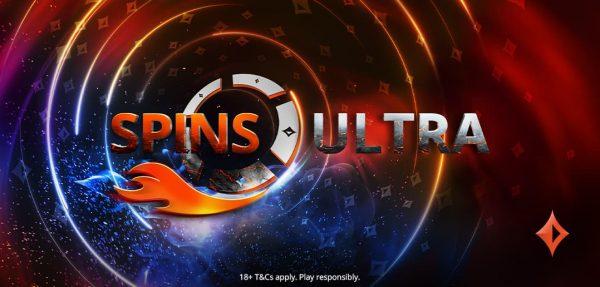 Pour célébrer le lancement des SPINS Ultra, partypoker offrira en plus à ses joueurs la promotion Ultra Marathon.
