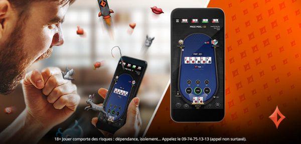 partypoker lance sa nouvelle application mobile offrant une nouvelle expérience de jeu améliorée