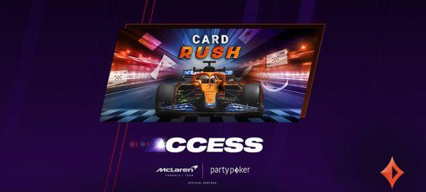 Vivez l'ultime expérience F1 grâce à McLaren Card Rush